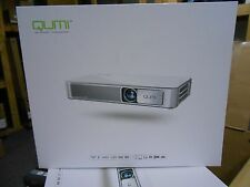 Vivitek Qumi Q3 Plus 500 Lumen 720p Wireless DLP HD Pocket Projector - Red