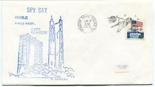 1973 SPY SAT Missile fired from Cape Kennedy Space Center Dubbeau USA NASA
