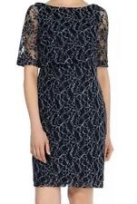 BNWT��Coast��Size 6 Navy Blue Mia Lace Dress Wedding Cruise Races Cocktail New S