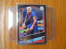 2016-17 Topps Match Attax Lionel Messi Bronze Limited Edi.UEFA Champions League