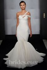 Mark Zunino Kleinfeld Wedding Gown MZBF47 BRAND NEW