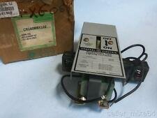 GENERAL ELECTRIC CR160MBX122 120 VOLTS 60 HERTZ LIGHTING CONTACTOR, NIB