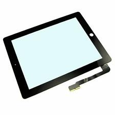 TOUCH SCREEN Vetro Vetrino per Apple iPad 3 iPad 4 iPad Nero e Bianco