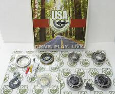 Jeep Wrangler JK Master Bearing Rebuild Kit Dana 44 Rubicon  Front Only 07 to 14