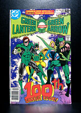 COMICS: DC: Green Lantern #100 (1978), 1st Air Wave II app - RARE (batman)