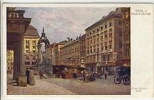 AK Wien I, Hoher Markt, Künstler: E. Graner, 1920