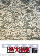 *USA MADE Digital ACU Desert Camo CAMOUFLAGE BANDANA BANDANNA Head Wrap Scarf