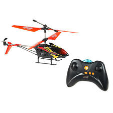 New Fast Lane Eagle-1 Radio Control Helicopter - Black/Red Model:18343846