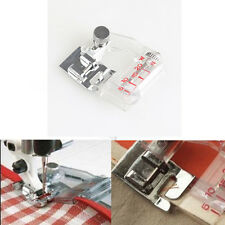 Hot Adjustable Binding Snap-on Bias Binder Foot For Domestic Sewing Machine Home