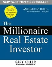 The Millionaire Real Estate Investor by Gary Keller, (Paperback), McGraw-Hill ,