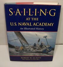 SAILING US NAVAL ACADEMY Signed Admiral ROBERT MCNITT JACK KING Merrythought DJ
