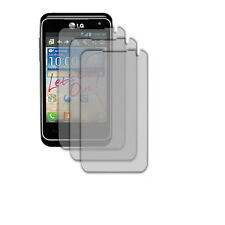 3x Anti Glare Matte Screen Protector Cover for LG Motion 4G MS770