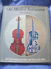 Old Musical Instruments by Rene Clemencic (Hardback, 1973)