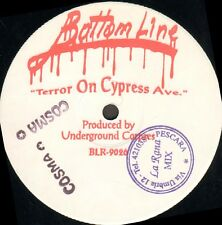 Underground Corpses – Terror On Cypress Ave - Bottom Line - BLR-9026