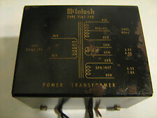 McIntosh MR 71 Power Transformer Type T147-148 FREE SHIPPING