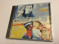 C'EST POUR LA BONNE CAUSE (Senia) OOP CAM 1997 Soundtrack Score OST CD SEALED