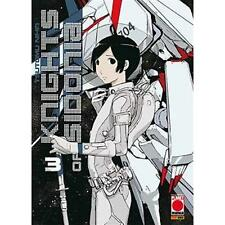 KNIGHTS OF SIDONIA 3 - PLANET MANGA PANINI - NUOVO