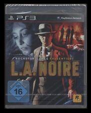 PS3 - L.A. NOIRE (LA) - PLAYSTATION - PS 3 von ROCKSTAR GAMES *** NEU ***