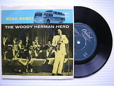 The Woody Herman Herd - Road Band, Opus De-Funk, Capitol EAP1009 Ex, 3 Track EP