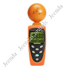 Tenmars TM-195 Digital 3-AXIS EMF RF Radiation ElectroSmog Power Meter Tester