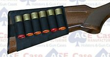 MOSSBERG 500 SHOTGUN BUTTSTOCK SHELL HOLDER ***MADE IN U.S.A.***