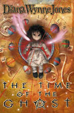 *NEW The Time of the Ghost - Diana Wynne Jones (Paperback children's book, 2001)
