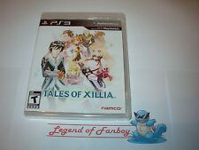 * New * Sealed * Tales of Xillia for Sony Playstation 3 ps3