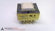 TAMURA 3FD-548 POWER TRANSFORMER, INPUT: 115/230V, 50/60HZ, OUTPUT:, NEW #209718