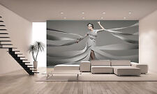 Fashion Photo of a Sexy Woman Wall Mural Photo Wallpaper GIANT WALL DECOR