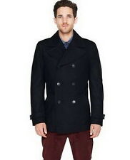 BNWT mens Stunning GOODSOULS wool mix reefer Pea coat jacket size 3XL RRP £125