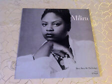 "MILIRA (12""MAXI)-  ""MERCY MERCY ME (THE ECOLOGY)"" [US/ 1990/ MOTOWN]"