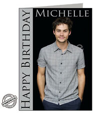 Dylan O'Brien Personalised Birthday Card - PGS2600GC - FREE UK POSTAGE