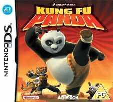 Nintendo DS game ** KUNG FU PANDA ** new sealed