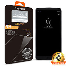 LG V10 Tempered Glass Screen Protector Spigen® Glas tR for LG V10