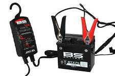BS CHARGER Caricatore riparatore di batteria BS Battery BS15 1,5 AH