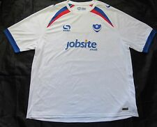 Pompey PORTSMOUTH FC  away shirt by SONDICO 2014-2015 /adult/White/ XXXL/3XL