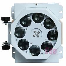 8x3W spot 8 gobo Cree LED dj flower lights stage party disco event club show