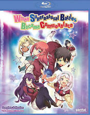 BLU-RAY When Supernatural Battles Became Commonplace: Complete Collection (Blu-R