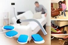 EZ Moves Furniture Lifter Moves with 4 sliders Sliders Kit Home Moving System