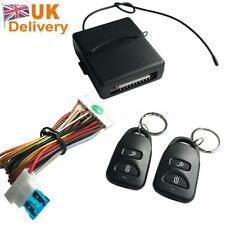 REMOTE CAR ALARM SYSTEM LOCK KIT REMOTE CENTRAL LOCKING KEYLESS ENTRY SYSTEM UK
