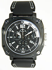 ZENO Quarz Chronograph 2 Carre Black