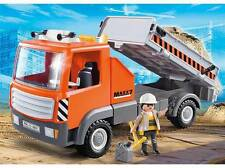 CAMION CON CASSONE RIBALTABILE PLAYMOBIL CITY ACTION 6861