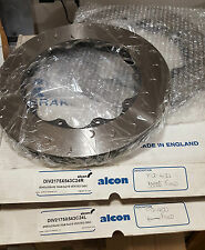 ALCON PERFORMANCE BRAKE DISCS DIV2175X543C24L/R RALLY RACE TRACK FQ400