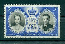 Monaco 1956 - Y & T  n. 475 - Mariage  princier