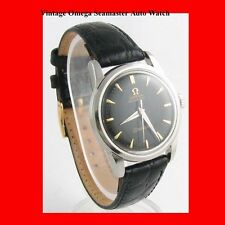 Mint Steel Omega SeaMaster Auto Gents Wrist Watch 1962