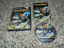 Prince of Persia: The Sands of Time Sony PlayStation 2 2003 PS2