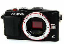 Olympus Lite E-PL6 PEN mirrorless digital SLR camera *black *new *warranty