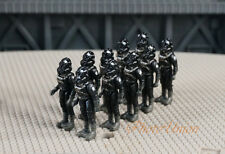 Hasbro Star Wars 1:72 Micro Machines Soldier Figure Death Star Tie Pilot C 10pcs