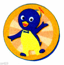 "2.5"" BACKYARDIGANS  PABLO CHARACTER  FABRIC APPLIQUE IRON ON"