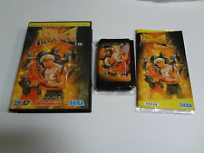Bare Knuckle III Sega Megadrive Japan